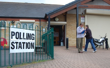 Brook Way Polling Station, Bradley Stoke