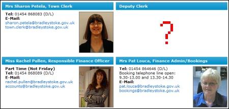 Bradley Stoke Town Council: Deputy Clerk