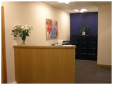Willow Brook Clinic, Bradley Stoke, Bristol - Reception