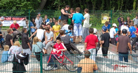 Bradley Stoke Skate Park Competition 2010