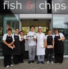 Simpson's Fish & Chips, Bradley Stoke, Bristol