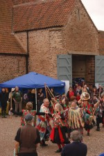 Heritage Open Day at Winterbourne Medieval Barn