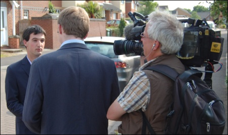 BBC Politics Show investigates Bradley Stoke broadband