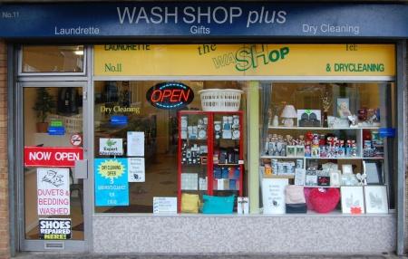 Wash Shop plus (launderette), Patchway, Bristol