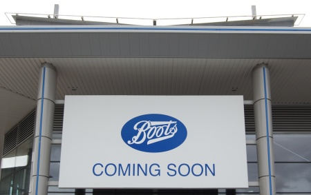 Boots - coming soon to Bradley Stoke