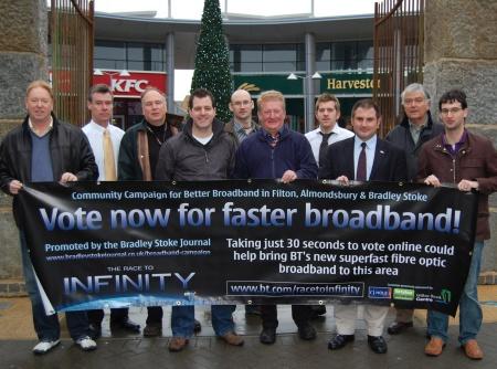 Better Broadband Campaign.