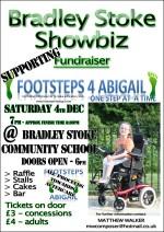 Bradley Stoke Showbiz fundraiser