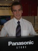 Jamie Pavely, Panasonic, Bradley Stoke, Bristol
