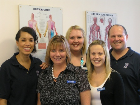 Staff of the Willow Brook Clinic, Bradley Stoke , Bristol