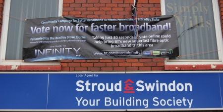 Stroud & Swindon Building Socitey agency in Patchway