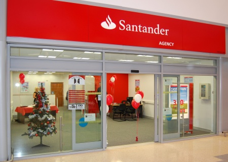 Santander, Bradley Stoke, Bristol