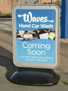 Waves Hand Car Wash