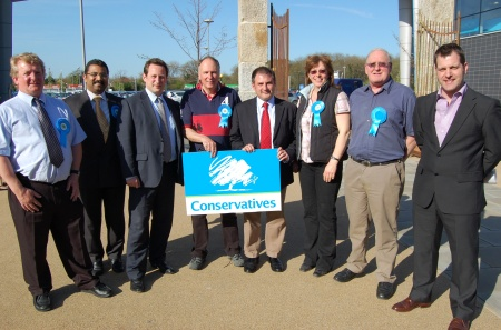 Conservative candidates for Bradley Stoke