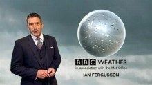 Ian Fergusson, BBC Weather