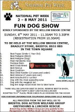 Fun Dog Show, Bradley Stoke