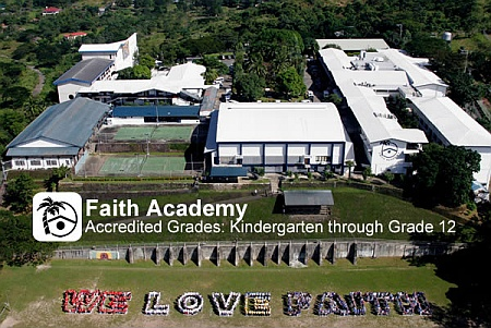 Faith Academy, Manila, Philippines