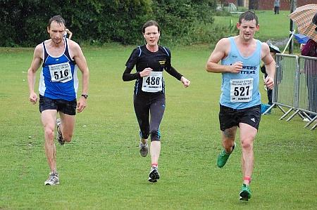 Bradley Stoke 10k Run 2011 - Jessie Sanzo
