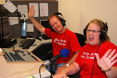 Bradley Stoke Radio: Launch Day (June 2011)