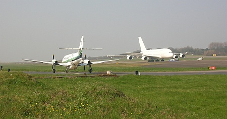 Filton Airfield, Bristol [Photo by Rob Brewer]