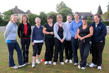 Stoke Gifford Bootcamp in Little Stoke Park, Bristol