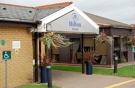 Hilton Hotel, Bradley Stoke, Bristol