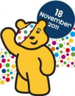 BBC Children in Need 2011 - Pudsey Bear