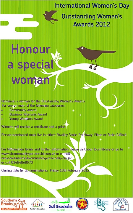 Southern Brooks Outstanding Women's Awards 2012