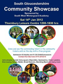 South Gloucestershire Community Showcase 2012