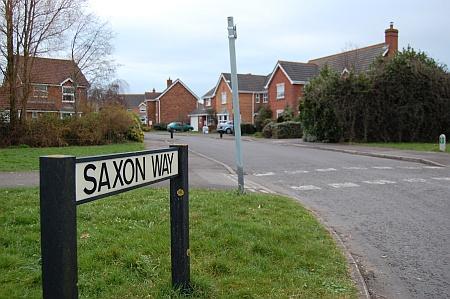 Saxon Way, Bradley Stoke, Bristol
