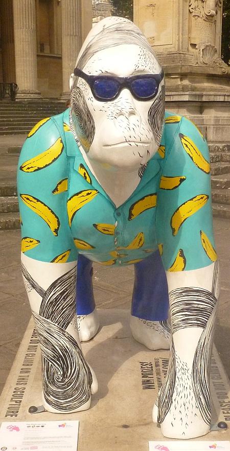 Wow! Gorilla, Bristol