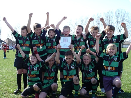 St Mary's Old Boys RFC U10s