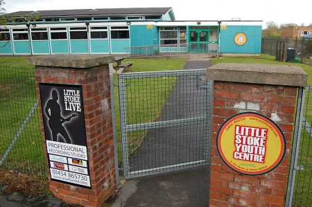 Little Stoke Youth Centre, Little Stoke Lane, Stoke Gifford, Bristol.