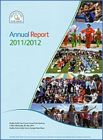 Bradley Stoke Town Council's 2011/2012 Annual Report.