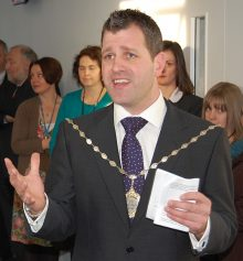 Ben Walker (Deputy Chair, South Gloucestershire Council).