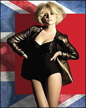Pixie Lott - headlining at the Bristol Jubilee Concert on 2nd June 2012.