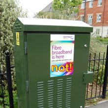 BT Openreach: Fibre Broadband is here (not!).