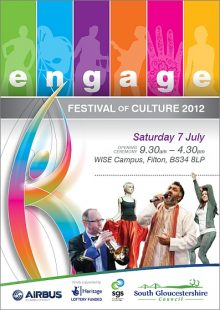 Engage Festival of Culture 2012.