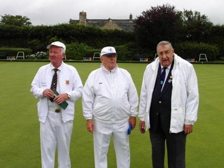 Bowls club presidents.