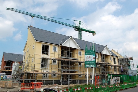 McCarthy & Stone's Brook Court development in Bradley Stoke.