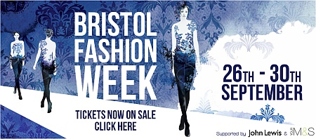 Bristol Fashion Week (Autumn 2012) at The Mall, Cribbs  Causeway.