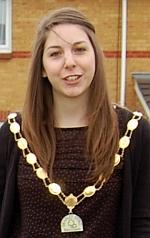 Cllr Charlotte Walker, Mayor of Bradley Stoke.