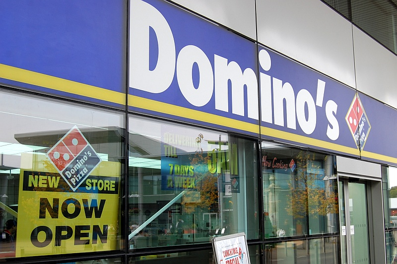 Bradley Stoke Journal Dominos Pizza Opens At The Willow