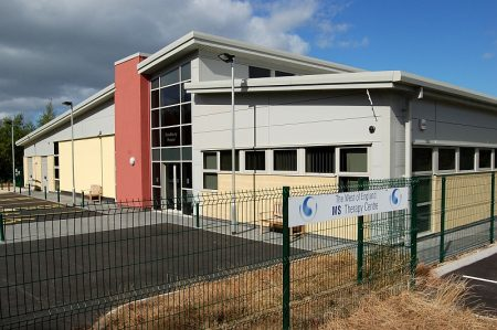 The West of England MS Therapy Centre in Bradley Stoke, Bristol.