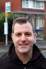 Cllr Ben Walker (UKIP, Bradley Stoke North).