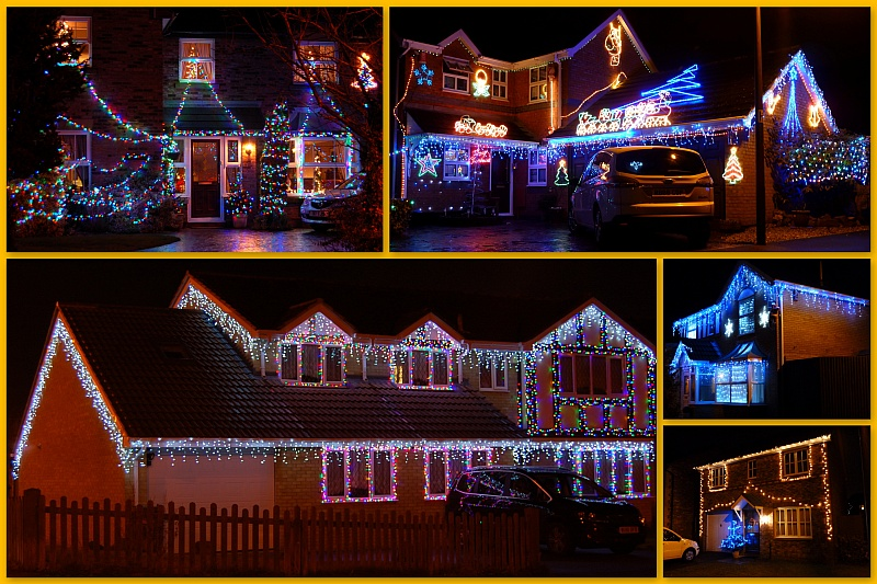 Bradley Stoke Journal Best Christmas Lights 2012