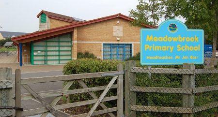 Meadowbrook Primary School, Three Brooks Lane, Bradley Stoke.