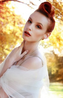 Victoria Lindsay Coutts (hair by Jodie Austen).