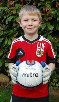Will Ferguson, Bristol City FC Academy.
