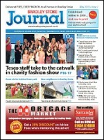 May 2013 edition of the Bradley Stoke Journal magazine.