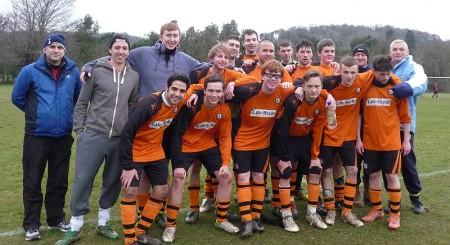 Bradley Stoke Town FC's B Team.